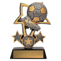 Soccer Trophy 135mm