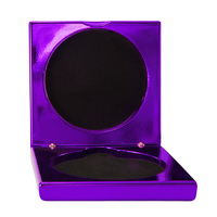 Metallic Purple Medal Case 70mm