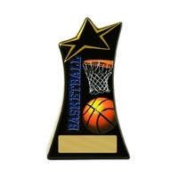 Basketball Trophy 125mm