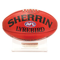 AFL Ball Display