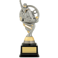 Go Kart Trophy 175mm