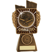 Gymnastics Trophy 150mm