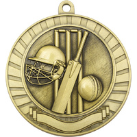 Cricket Trophy  Gold