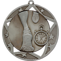 Athletics Medal Silver