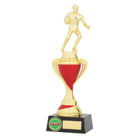 Rugby Trophy 270mm