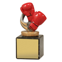 Boxing Trophy 125mm