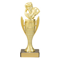 Boxing Trophy 220mm