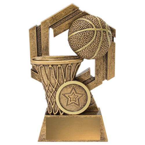 Basketball Trophy 130mm