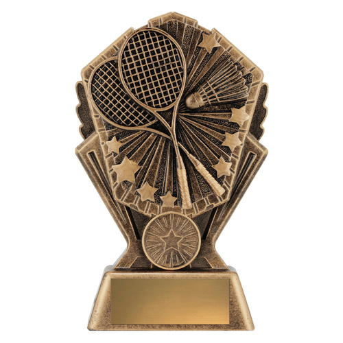 Badminton Trophy 150mm