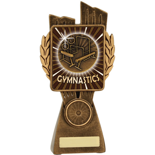 Gymnastics Trophy 175mm